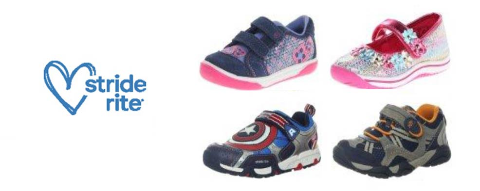 stride rite walker baby shoes