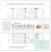 baby registry checklist must-haves swaddle blanket