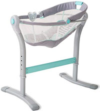 best bassinet swaddleme by your bed sleeper