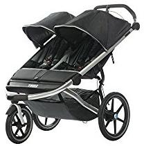 best double stroller 2018 thule urban glide