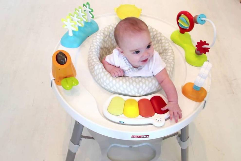Qenci Baby Walker Toddler Learning Walker Suitable for Baby Children 0-2 Years Old Walkers