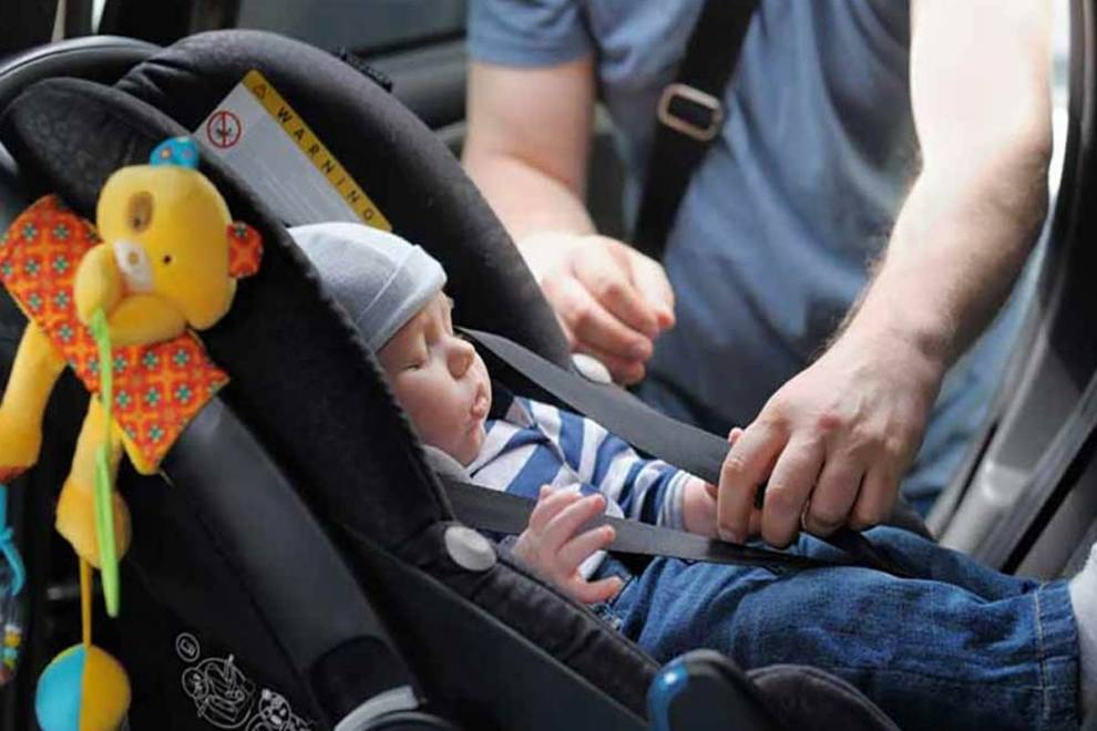 New Recommendations for Rear-Facing Car Seats