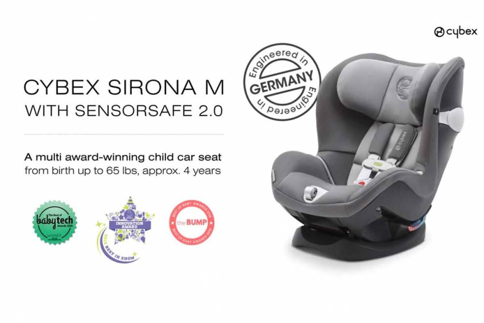 Review of the Cybex Sirona M SensorSafe 2.0 Car Seat