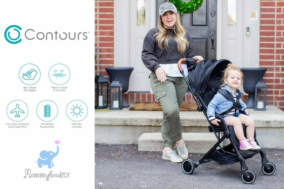 Review of the Contours Bitsy Elite Lightweight Stroller