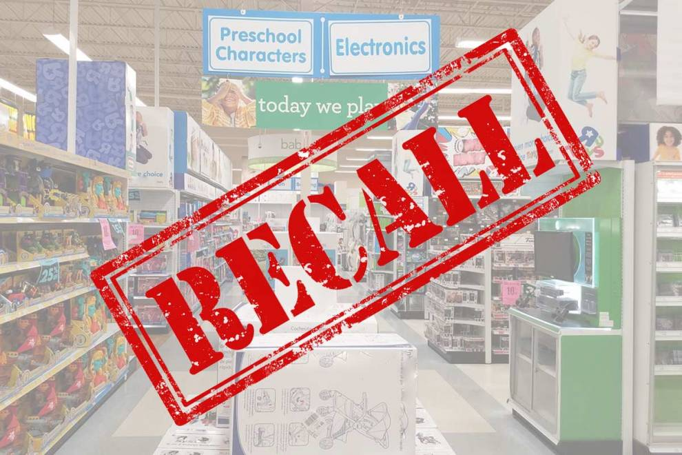 Recent Baby Product Recalls
