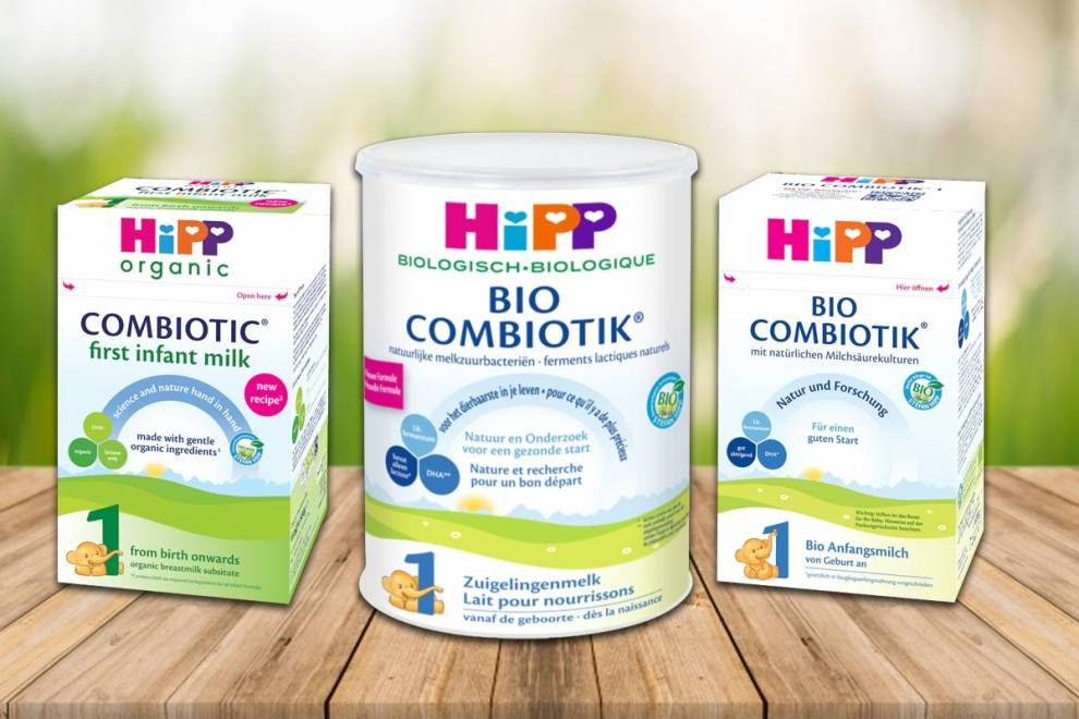 HiPP Combiotic Baby Formula Reviews and Analysis