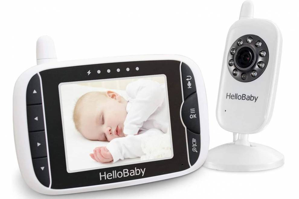 Review of the HelloBaby Baby Monitor HB32W