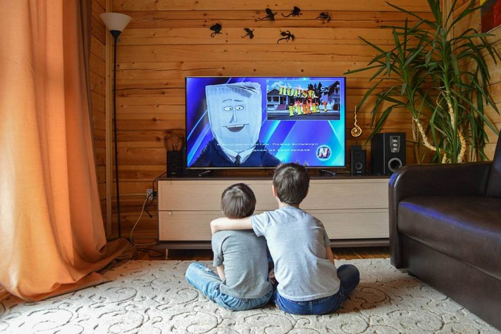 Television watching and language development: a link?