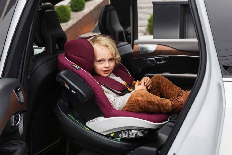 Car Seat Safety: Too Small for your Growing Baby?