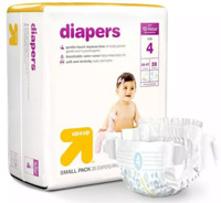 best diapers target up and up