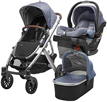 best travel system uppababy vista mesa