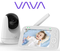 best baby monitor vava hd video