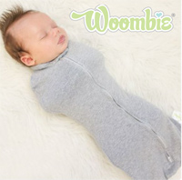 best swaddler original woombie