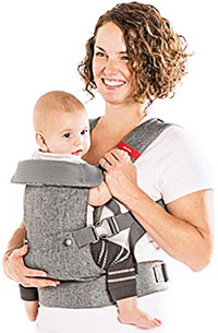 best baby carrier you+me ergonomic